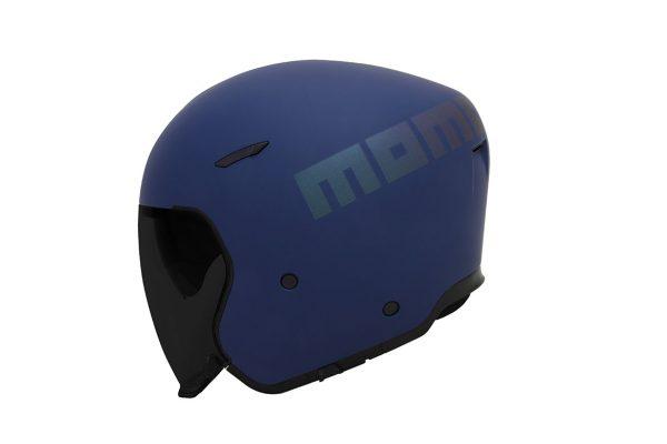 Casco Momo Aero Azul
