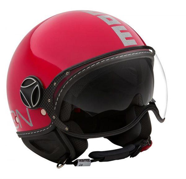 FGTR EVO rosso glossy glitter 3_4 front