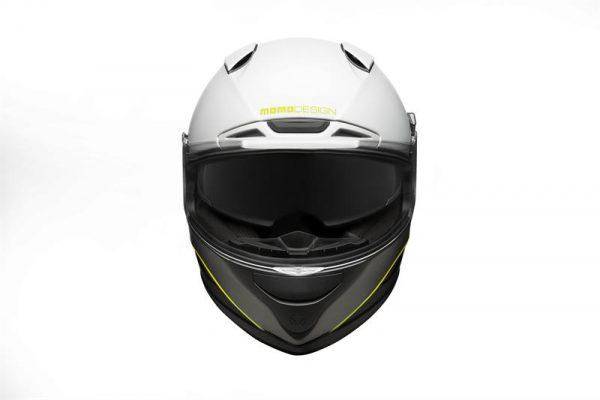 Hornet bianco giallo full front